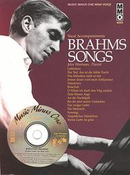 Brahms Songs - Vocal Accompaniments