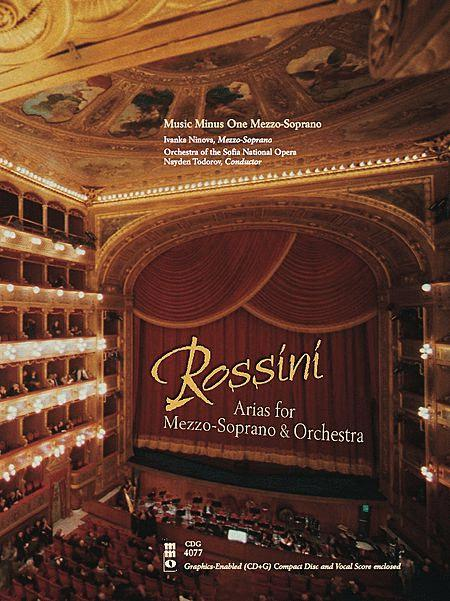 Rossini - Opera Arias for Mezzo-Soprano and Orchestra