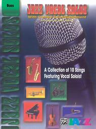 Jazz Vocal Solos With Combo Accompaniment Sheet Music By