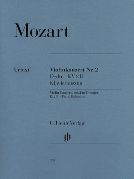 Concerto No. 2 in D Major K211