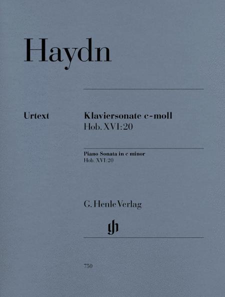 Piano Sonata in C minor Hob.XVI:20