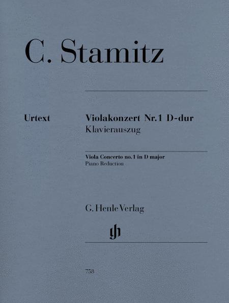 Viola Concerto No. 1 in D Major