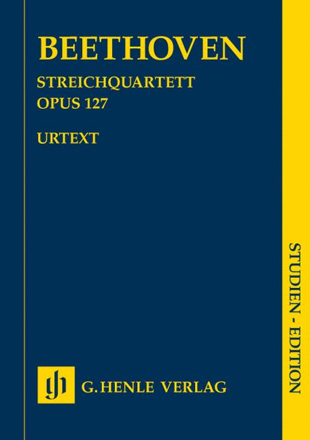 String Quartet E Flat Major Op. 127