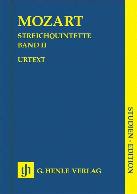 String Quintets - Volume II