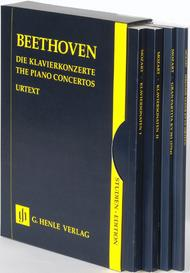 Piano Concertos No. 1-5 (in a slipcase)