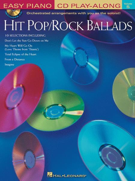 Hit Pop/Rock Ballads