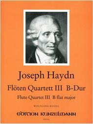 Flute Quartet No. 3