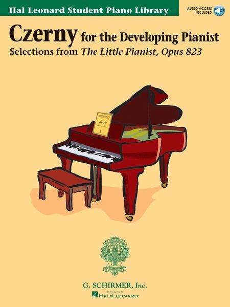Czerny - Selections from The Little Pianist, Opus 823