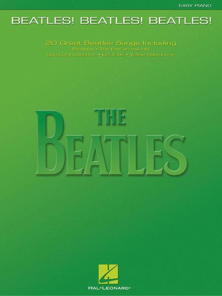 Beatles! Beatles! Beatles!