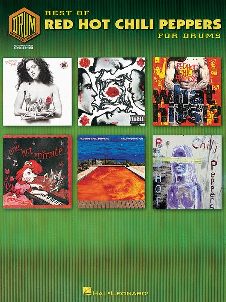 Best of Red Hot Chili Peppers for Drums