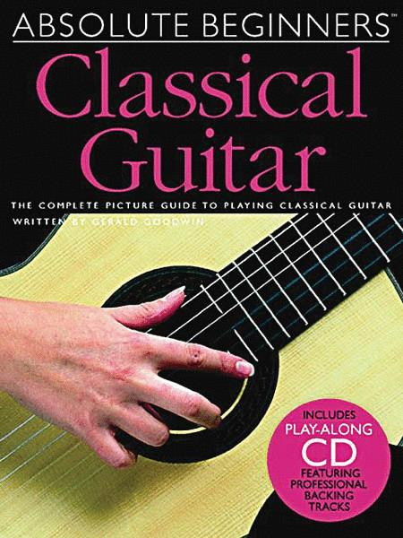 Absolute Beginners - Classical Guitar