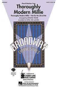Thoroughly Modern Millie (Choral Selections) - ShowTrax CD