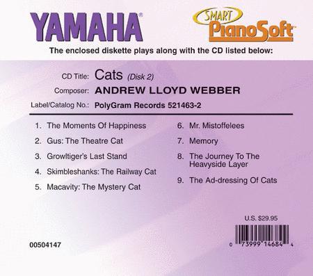 Andrew Lloyd Webber - Cats - Piano Software