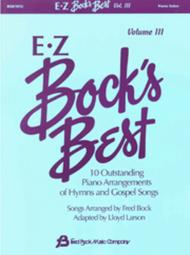 EZ Bock's Best, Volume 3