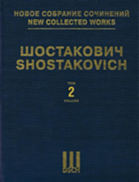 Symphony No. 2, Op. 14 To October