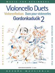 Violoncello Duos for Beginners - Volume 2