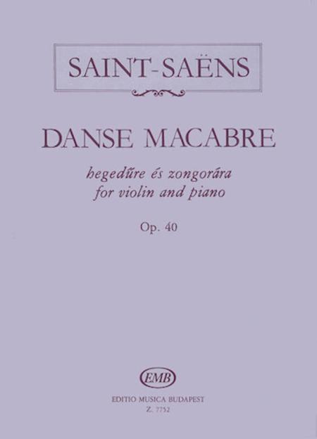 Danse Macabre, Op. 40