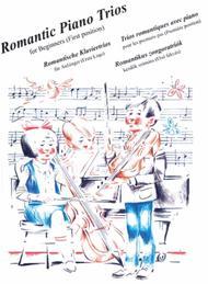 Romantic Piano Trios for Beginners