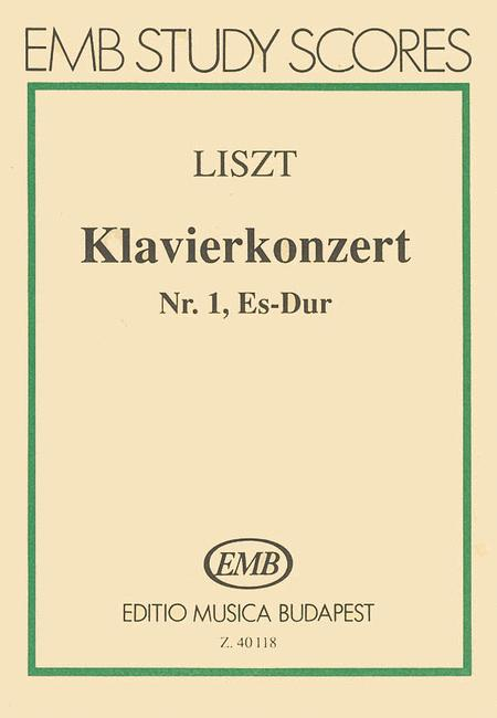 Concerto for Piano and Orchestra No. 1 in E Flat Major, Op. 11