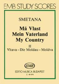Moldau (from Ma Vlast)