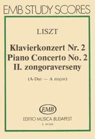 Piano Concerto No. 2 in A major