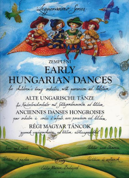 Early Hungarian Dances