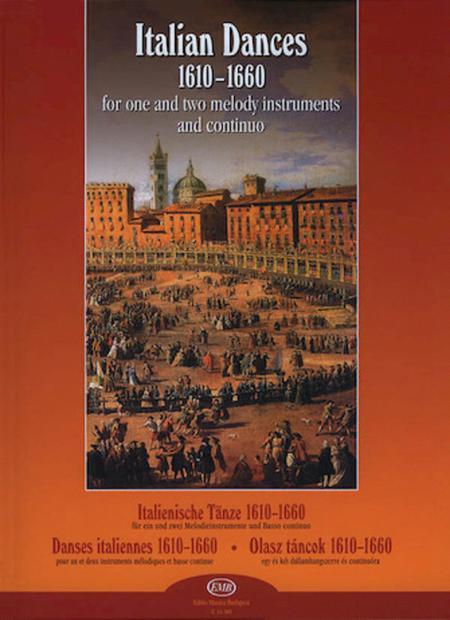 Italian Dances 1610-1660