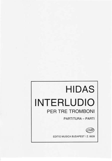 Interludio for Three Trombones