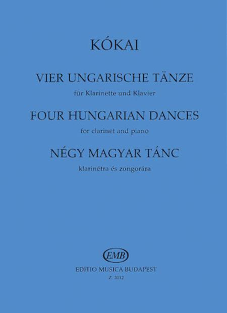 Four Hungarian Dances