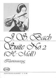 Suite No. 2 (B minor)