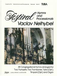 Festival Hymns and Processionals (Bk 5) Tuba