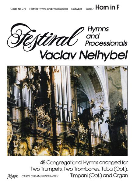 Festival Hymns and Processionals (Bk 7) Horn in F