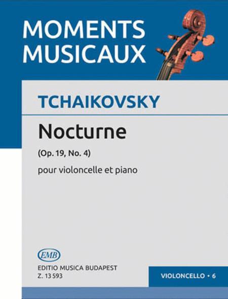Nocturne Op. 19, No. 4