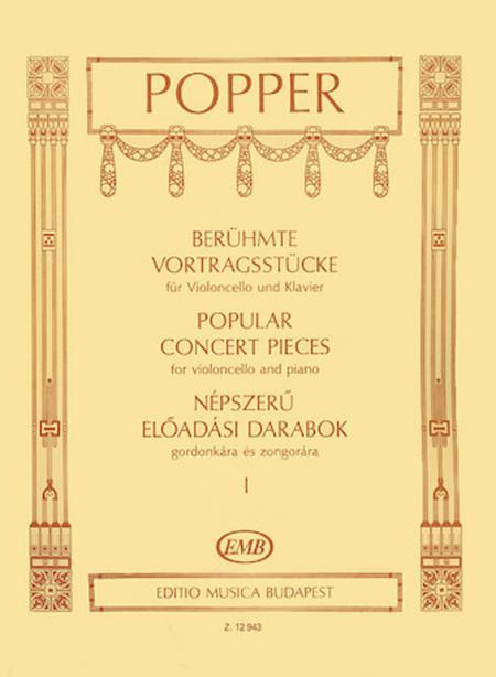 Popular Concert Pieces - Volume 1