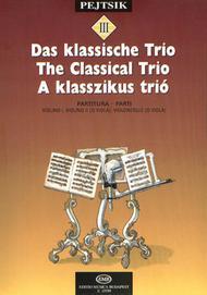 Chamber Music Method for Strings - Volume 3
