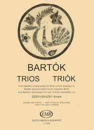 Trios for Three Violins