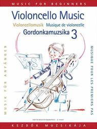 Violoncellomusik fur Anfanger III