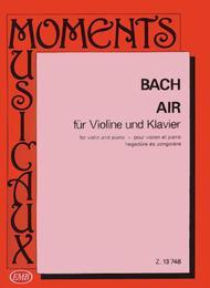 Air BWV 1068/II