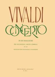 Concerto in C for Violoncello, Strings and Cembalo, RV 399