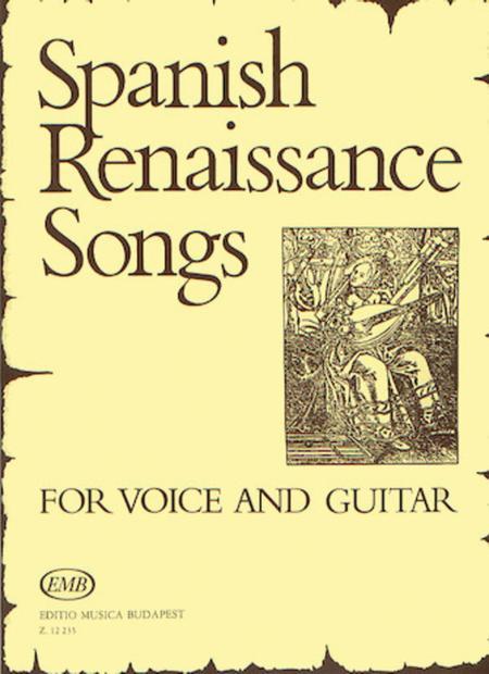 Spanish Renaissance Songs