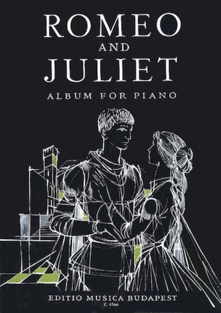 Romeo & Juliet Album for Piano
