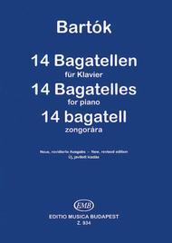 14 Bagatellen fur Klavier op. 6