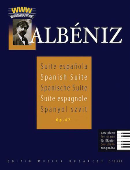 Suite Espanola Op.47