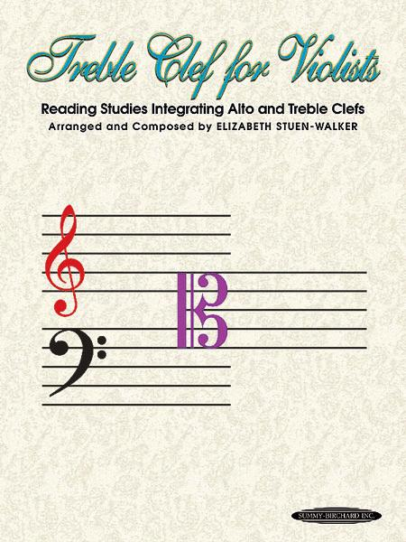 Treble Clef for Violists