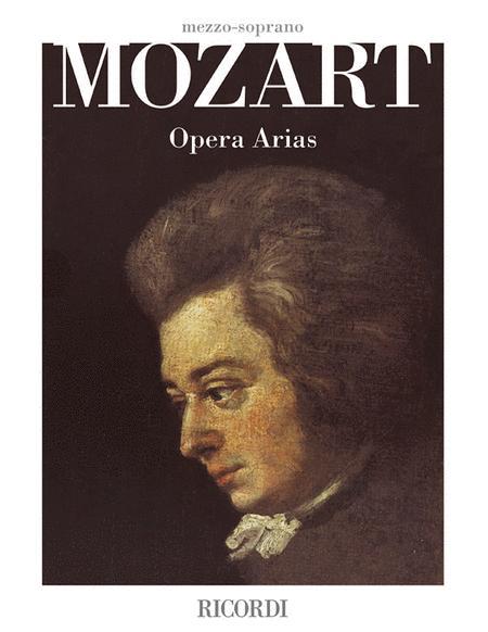 Opera Arias - Mezzo-Soprano