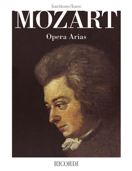 Opera Arias - Baritone/Bass