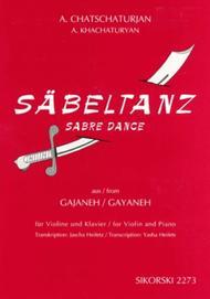 Aram Khachaturian - Sabre Dance