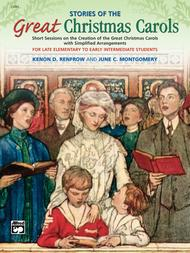 Stories of the Great Christmas Carols
