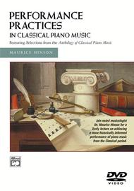 Performance Practices in Classical Piano Music