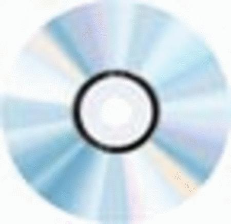 Santa Needs Vacation - Soundtrax CD (CD only)